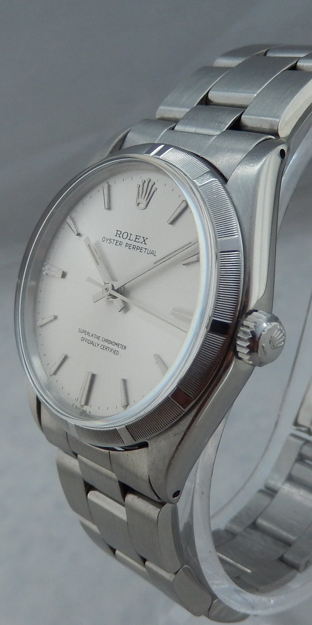 watch dial blue oyster men rolex watches steel s automatic perpetual stainless