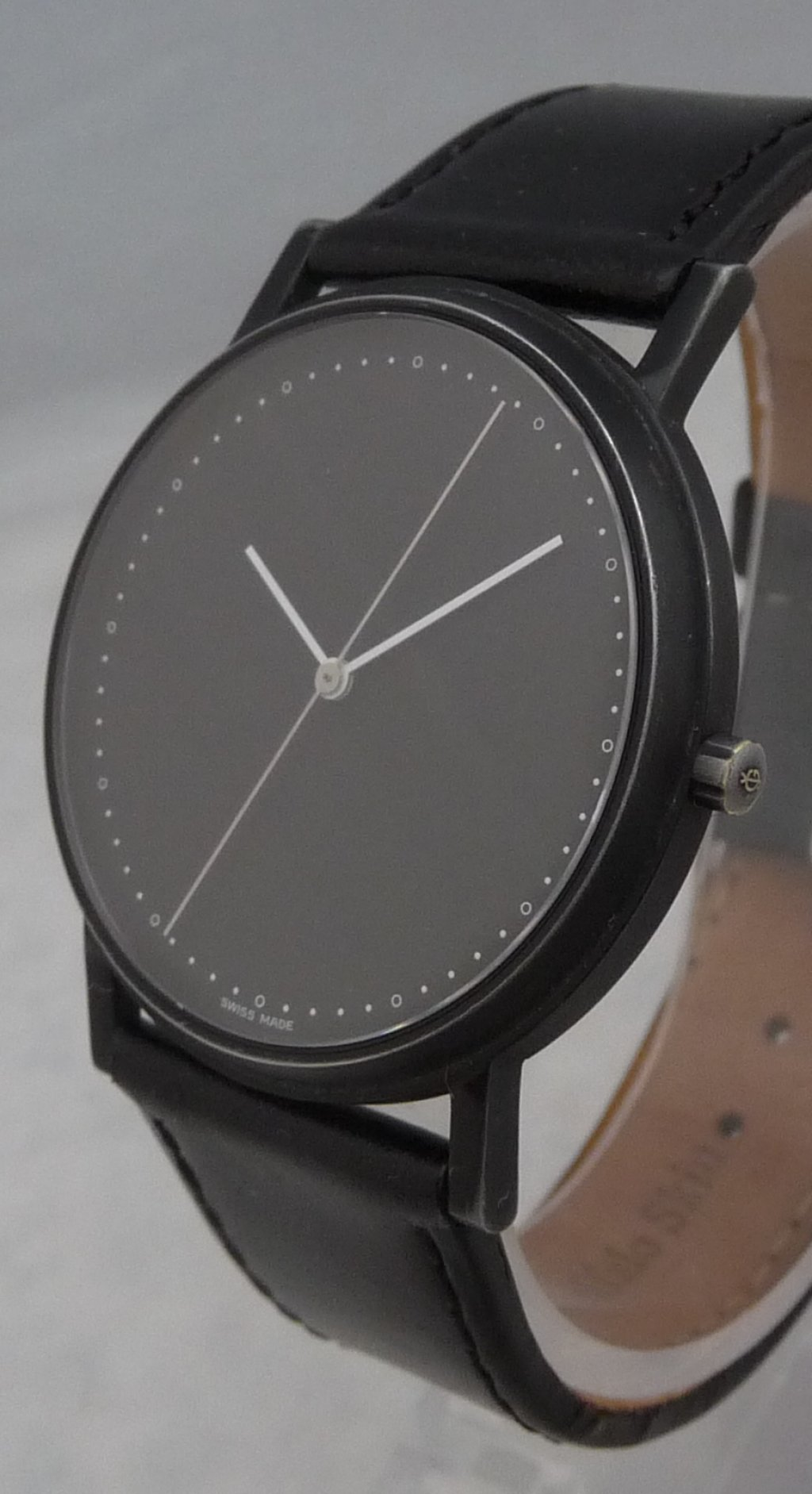 Guaranteed To Be As Described And Satisfaction This Is A Very Nice Georg Jensen Watch It The Denmark Design Number 345 Vintage