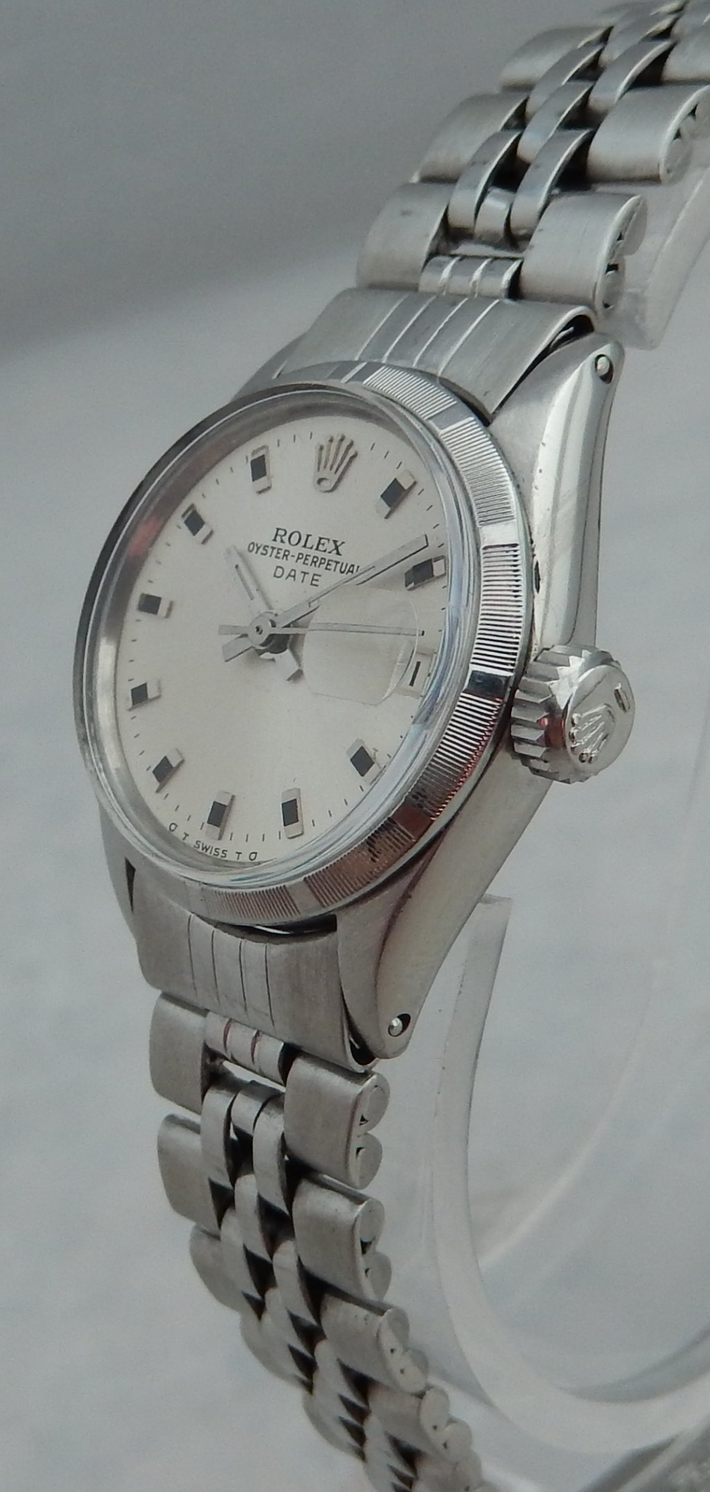 datejust vintage front amsterdam watches shop rolex