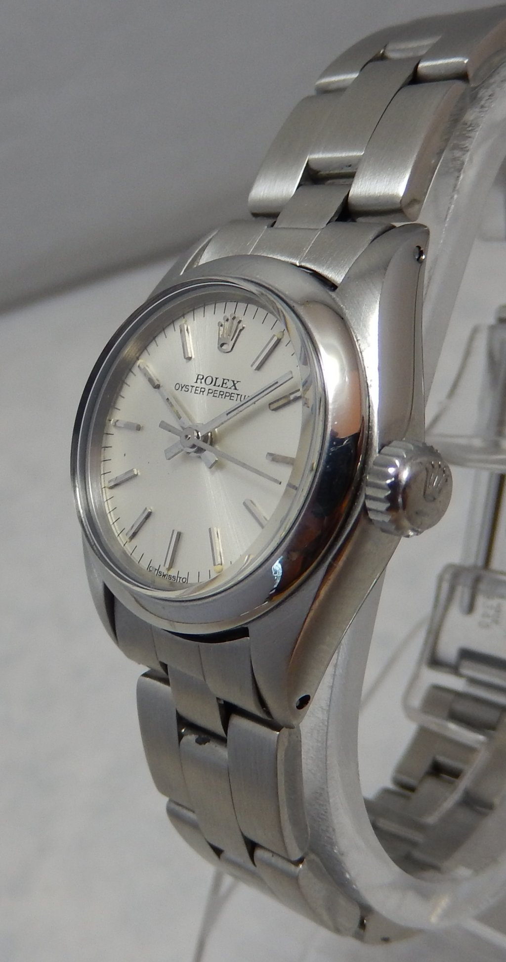 ecf841e82b5 Rolex Oyster Perpetual Ladies Watch NICE ALL GENUINE Heavy Oyster ...
